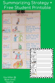 Check out these ideas for teaching summarizing including free printables. Great for upper elementary and middle school students. Help Teaching, Student Teaching, Teaching Reading, Teaching Resources, Teaching Ideas, Summary Writing, Context Clues, Reading Skills, Upper Elementary