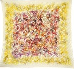 Hermes Indian Dust Colored Scarf. Get the lowest price on Hermes Indian Dust Colored Scarf and other fabulous designer clothing and accessories! Shop Tradesy now