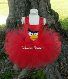 Check out this item in my Etsy shop https://www.etsy.com/listing/384907954/terence-red-inspired-angry-birds-tutu