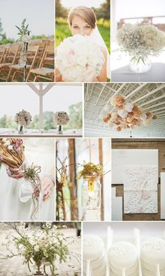 #Neutral wedding  ... Wedding ideas for brides, grooms, parents & planners ... https://itunes.apple.com/us/app/the-gold-wedding-planner/id498112599?ls=1=8 ... plus how to organise your entire wedding ... The Gold Wedding Planner iPhone App ♥