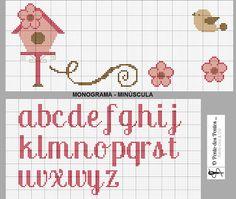 Font Names, Needlepoint, Cross Stitch Patterns, Maya, Needlework, Alphabet, Alice, Bullet Journal, Crochet