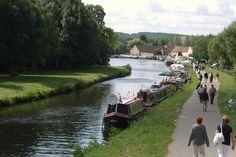 Canal du Nivernais (Yonne 89)