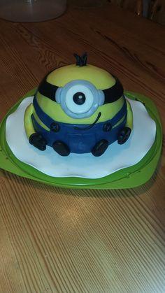 Minionstorte Cake, Desserts, Food, Birthday Cake Toppers, Homemade, Pies, Kids, Pie Cake, Meal