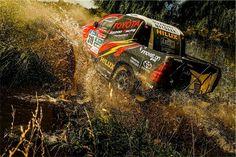 Leeroy Poulter - Toyota Hilux (Dakar 2016)