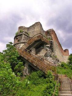 Vlad Tepes's castle - Romania