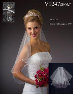 House of Brides - Bridal Veil