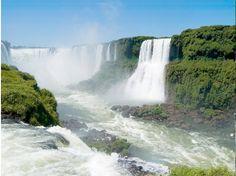 Iguazu Falls. Just love it!
