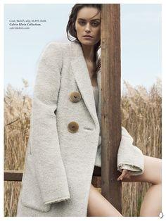 Elle Australia August 2014 | Jenna Klein by Holly Blake [Editorial]