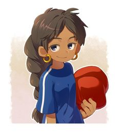 dark skinned kid anime | Tags: Anime, Kirita, Codename: Kids Next Door, Abigail Lincoln/Numbuh ...