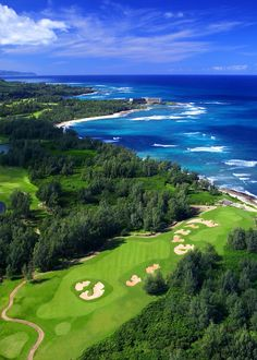 Turtle Bay Resort, Oahu, Hawaii