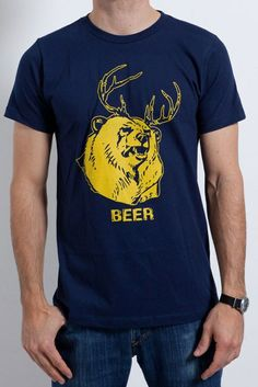 Beer T-Shirt----I get so many comments on my shirt. Got mine in Thompson falls, Montana.