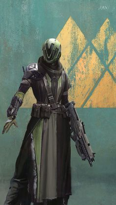 Warlock (Destiny) | My absolute favorite character.
