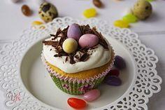 Dreierlei Ostercupcakes