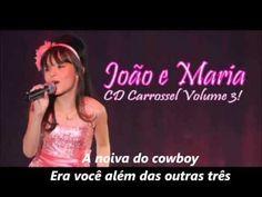 JOÃO E MARIA - Larissa Manoela e Adriana Del Claro LEGENDADO - http://maxblog.com/10566/joao-e-maria-larissa-manoela-e-adriana-del-claro-legendado/