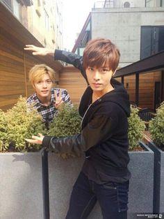 Hansol and Yuta #SMROOKIES