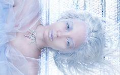 Frozen beauty by ScorpionEntity