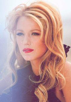 Blake Lively -- too gorgeous
