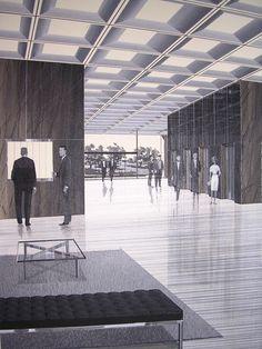 Office renderings