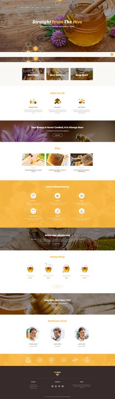 Beelove | #Honey Production and Online Store #WordPress Theme http://www.onlinestoreideas.com/category/build-online-store/