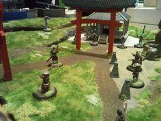 Hamburger Tactica Tag 1 | GCT Studios Game Terrain, Wargaming Terrain, Geek Gear, Medieval Fantasy, Tabletop, Project Ideas, Samurai, This Is Us, Scenery