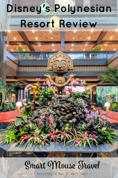 Disney's Polynesian Village Resort has added new villa and bungalow options in the last few years. Take a walk through this stunning resort and our Polynesian Deluxe Studio Villa to see if this is the right Disney World Resort for you. Disney World Rides, Disney World Hotels, Disney Destinations, Disney World Florida, Disney World Parks, Disney World Resorts, Disney World Tips And Tricks, Disney Tips, Walt Disney