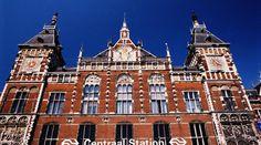 Tripdiscover - Bahnhof Amsterdam Centraal, Amsterdam