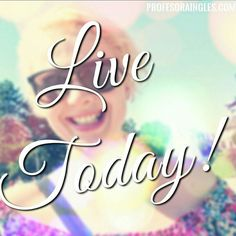 #Live #life #today #positive #LearnEnglish #English