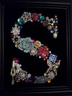 jewel initial