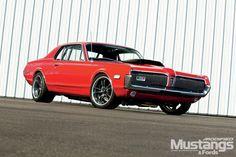 1968 Mercury Cougar - Unforgettable Photo & Image Gallery