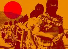 EZLN Arte Latina, Aztec Tattoo Designs, Propaganda Art, Dark Wallpaper, Music Covers, Zine, All Art, Art Images, Screen Printing