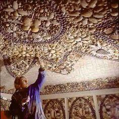 blott kerr-wilson | Cilwendeg shell house by Blott Kerr-Wilson restoration