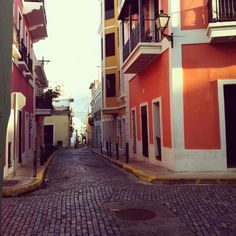 Old San Juan-  first stop on the cruise with Polly, Donna & Nettie