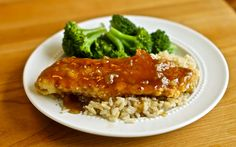 Crispy Honey Garlic Sweet and Sour Tilapia