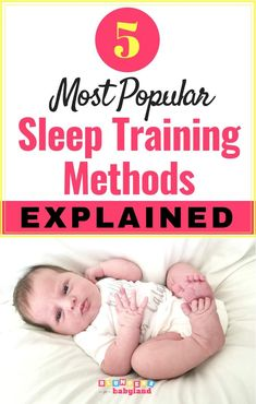 If you're considering sleep training? This posts explains the most popular baby sleep training methods and how and when to start. Includes no tears sleep training methods, cry it out, and more. Gentle Sleep Training, Sleep Training Methods, Training Tips, Ferber Method, Baby Wise, Baby Sleep Schedule, Newborn Schedule, Cry It Out, Toddler Sleep