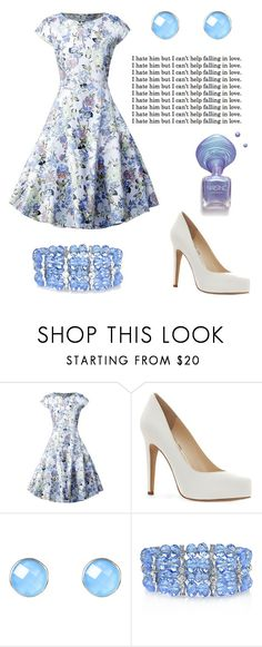 """""""Untitled #232"""" by irishgirl3333 ❤ liked on Polyvore featuring Jessica Simpson and 1928"""