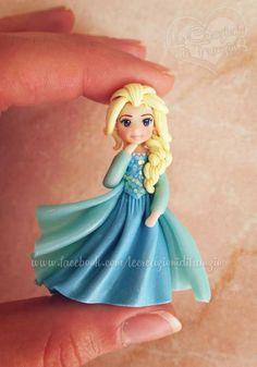#elsa #lecreazionidifranzin #frozen #regnodighiaccio #disney #princess #queen