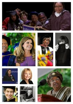 The Eloquent Woman: 10 famous commencement speeches by eloquent women