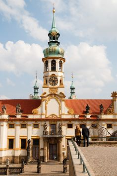 Loreta Monastery - Prague - Czech Republic (von Lukas Kr.)