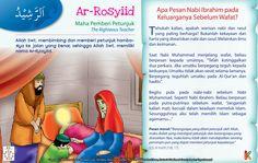 Kisah Asma'ul Husna Ar-Rosyiid     Ebook Anak