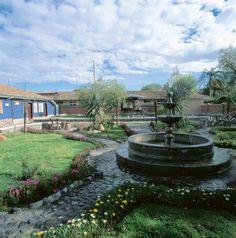 Hostería Rumipamba de las Rosas te espera para disfrutar de un día al aire libre!  www.rumipamba.com