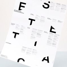 """158 Likes, 1 Comments - swiss design, typography (@swissgraphic) on Instagram: """"Printed collateral for an Italian plastic surgery practice. Design: Matteo Colella #дизайн…"""""""