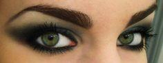 I need green eyes...