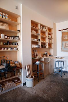 Case for Making // Outer Sunset, San Francisco // via Spotted SF