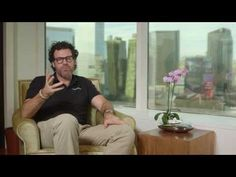 The Trick to Getting a Great Headshot with Peter Hurley - YouTube