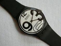 80's Swatch watch