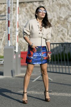 The Best Ways to Wear Summer Prints | StyleCaster
