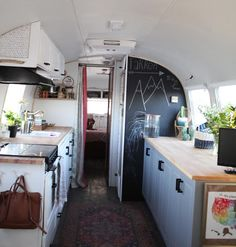 Camper reno ideas and inspiration