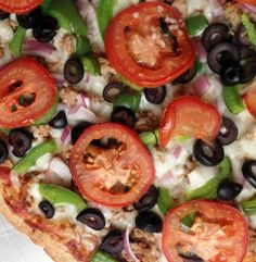 Whole Wheat Pizza Crust   Simple Dish   Quick, Easy,  Healthy Recipes for Dinner