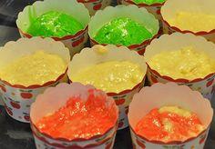 kue mangkok Indonesian Recipes, Indonesian Food, Asian Recipes, Steamed Buns, Steamed Food, Steam Recipes, Afternoon Tea, Snacks, Cupcakes
