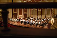 Hearing Loops installed at Heinz Hall - Audience members who have assistive hearing devices will be able to hear the Pittsburgh Symphony Orchestra and other performers at Heinz Hall with greater ease. Acoustic Design, Hearing Aids, Orchestra, Pittsburgh, Band